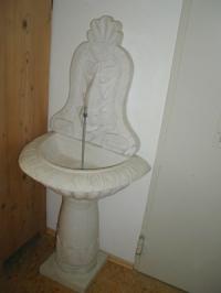 Marmorbrunnen für außen