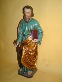 Sakrale Figur ca. 1890
