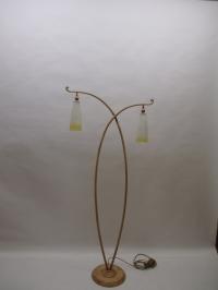 Designer Lampe aus Italien