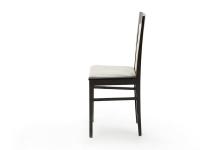 4-er Satz Art-Deco Stühle