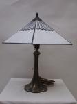 Original Tiffanylampe, Jugendstil