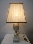 Tischlampe, handgefertigt